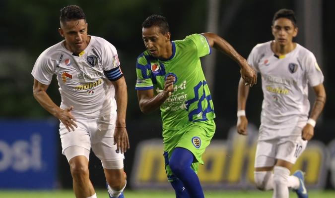 Escobar habló del balance del equipo hasta ahora / Foto Prensa Mineros