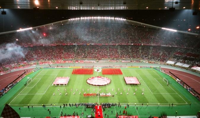 Estadio Olímpico Ataturk de Estambul | Foto: Referencia