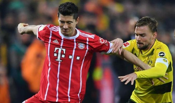 El Bayern vuelve a carburar / EFE