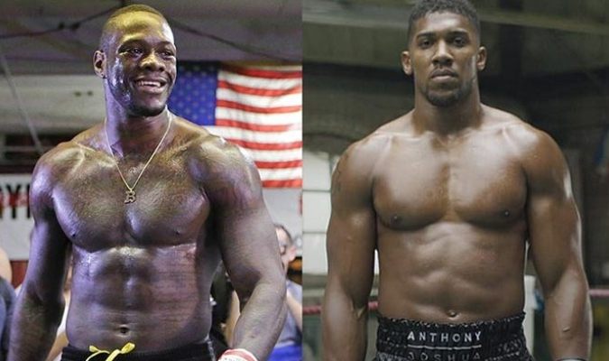 Wilder vs Joshua / Cortesía