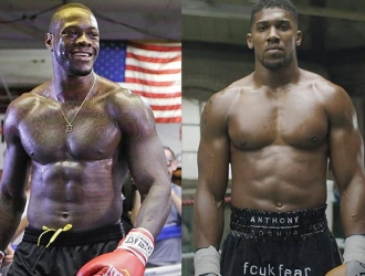 Wilder vs Joshua / Cortesía