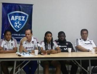 Compartieron con los medios zulianos | Prensa FVF