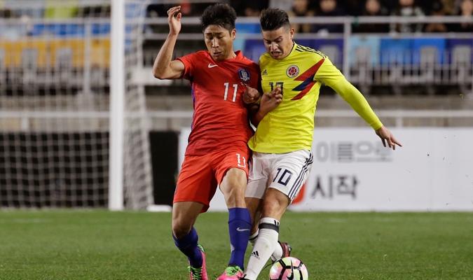 Colombia paga caros sus errores ante Corea del Sur | Fútbol ...