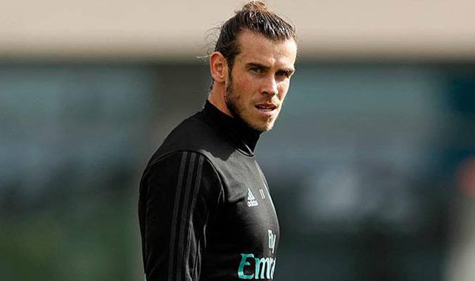 Bale estaría fuera otro mes/ Foto realmadrid.com
