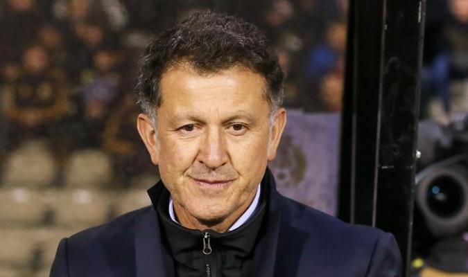 Osorio hizo un balance tras el empate / Foto EFE
