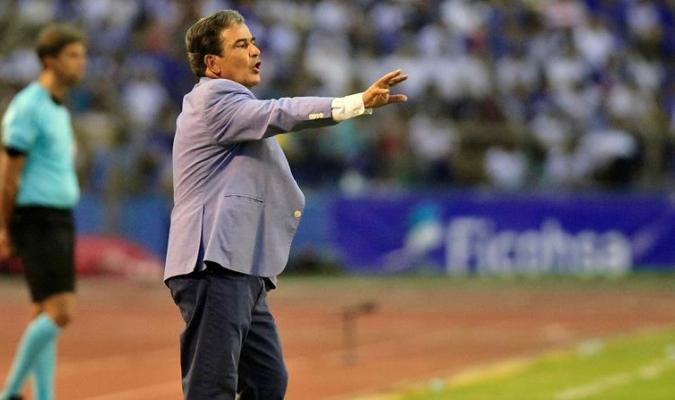 Pinto habló sobre el partido ante Australia / Foto EFE