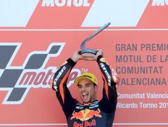 Oliveira se impuso en las tres últimas carreras/ Foto AP