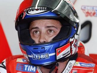 Dovizioso arriesgó para ganar y por eso cayó/ Foto EFE