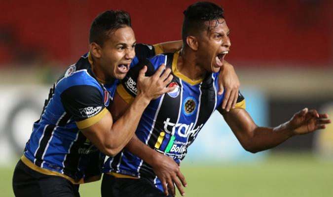 Edson Castillo marcó el gol de la victoria / Foto Prensa Mineros