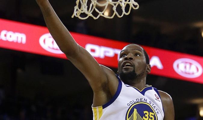 Kevin Durant | Foto: AP