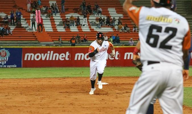 El puertorriqueño ha dado estabilidad en el infield aguilucho con % de fideo de .962| https://s3.am