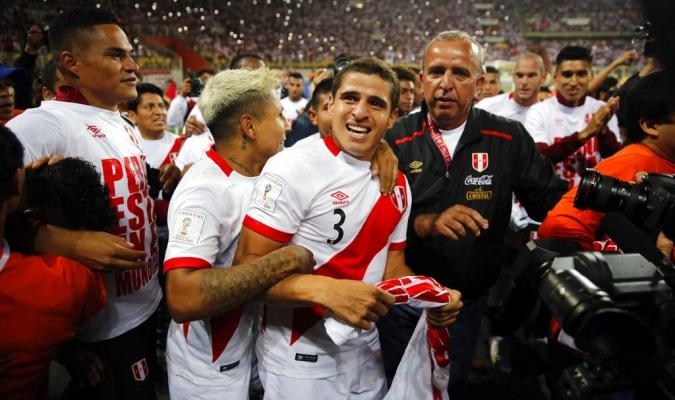 La selección peruana liquidó a Nueva Zelanda y está en Rusia 2018