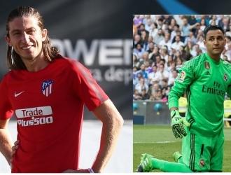 Se juntan por la buena causa previo al derbi que disputarán el sábado|http://www.elbernabeu.com