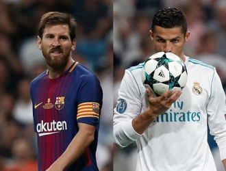 Lionel Messi y Cristiano Ronaldo | Foto: Referencia