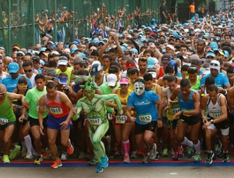 Hay mil atletas inscritos | Archivo BDA