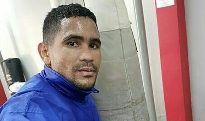 El boxeador Gabriel Maestre | Foto: Prensa/Idanz