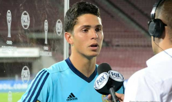 El cancerbero tuvo una gran actuación en Copa Sudamericana contra Palestino| Prensa Atlético Venez