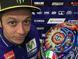 Valentino Rossi / Twitter