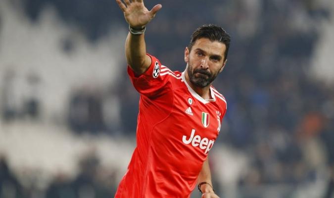 Gianluigi Buffon   Foto: AP