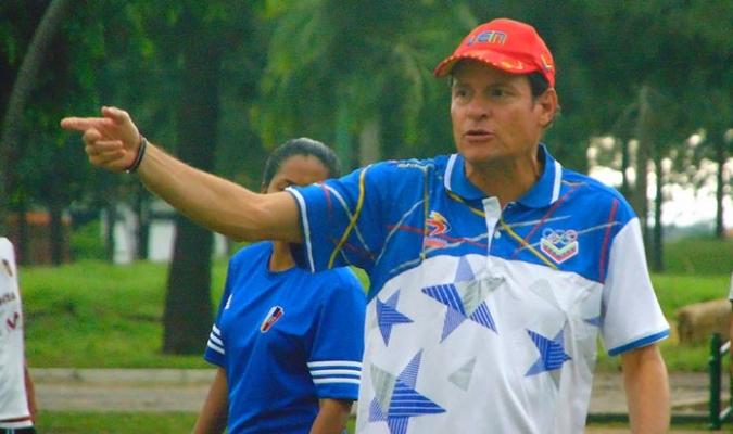 El técnico tuvo grandes resultados durante su estadía en Venezuela / Prensa FVF