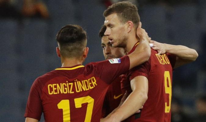 Dzeko rompió la sequía goleadora| AP