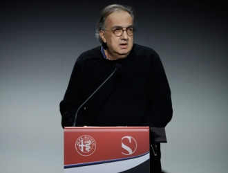 Sergio Marchionne,  presidente de Ferrari | AP