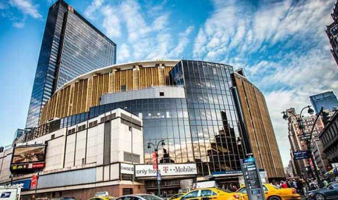 Madison Square Garden / Cortesía