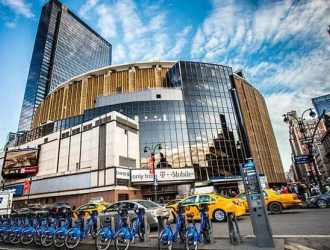 Madison Square Garden / Cortesía