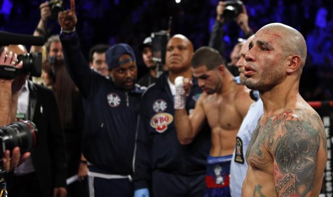 Miguel Cotto no pudo retener su título | AP