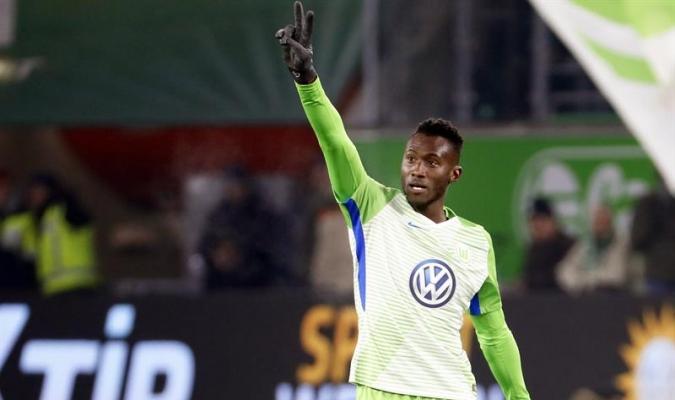 Josuha Guilavogui hizo el último gol del partido | EFE