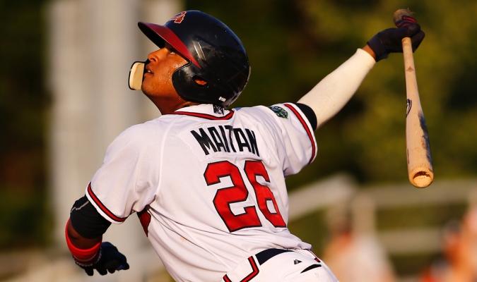 Maitán será el prospecto número uno de los Angelinos / Foto MLB