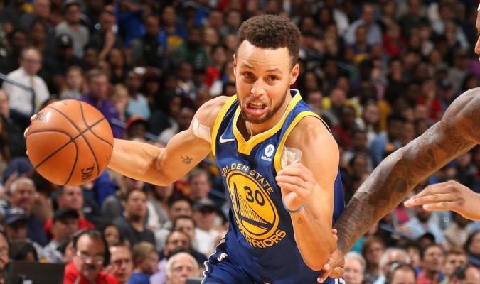 Curry no verá acción en algunos partidos / Foto AP