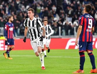 El club marcha de 16 en la Serie A pero ha encajado dos goleadas sucesivas| AP