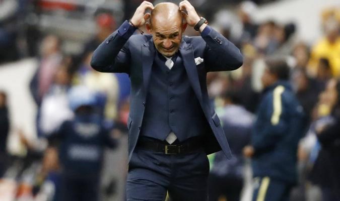 Paco Jémez tampoco pudo alcanzar el título de liga| AP