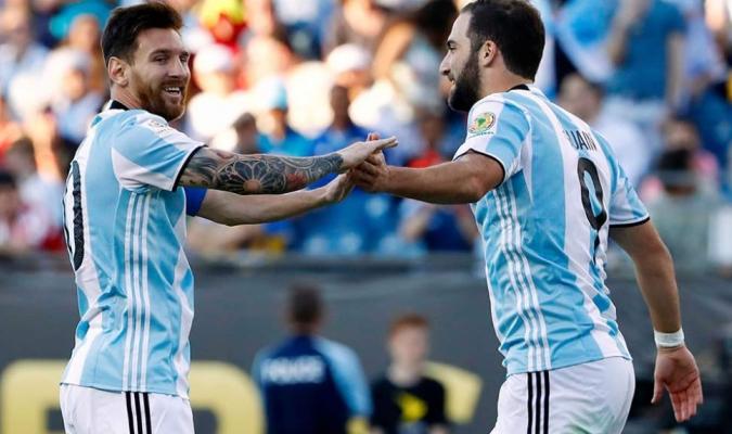 Messi quiere la vuelta del ariete de la Juve / Foto Referencia
