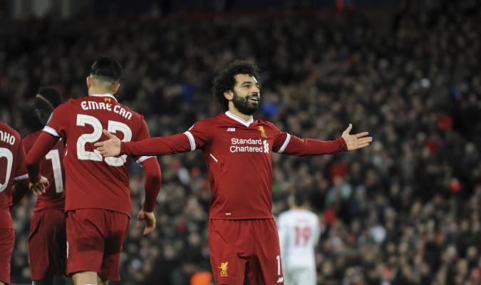 Mohamed Salah / AP