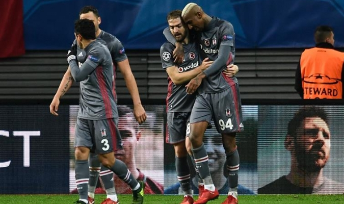 El Besiktas logra importante victoria / EFE