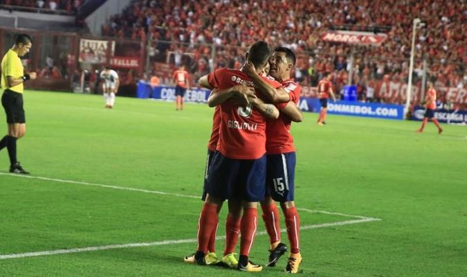 Independiente pica adelante / EFE