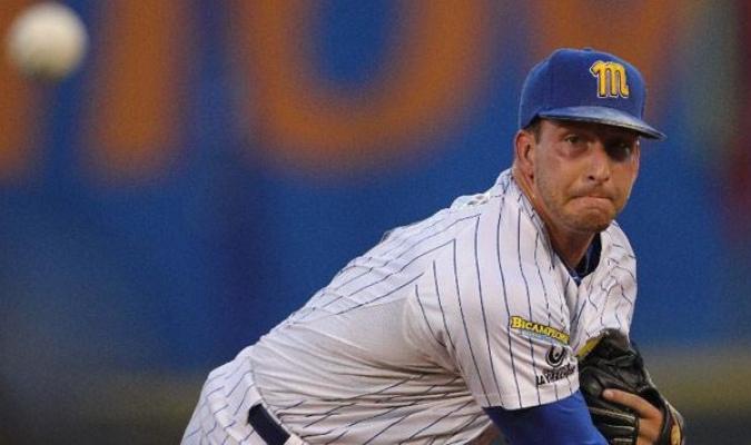 Estuvo par de años con el Magallanes| http://www.purobeisbol.mx