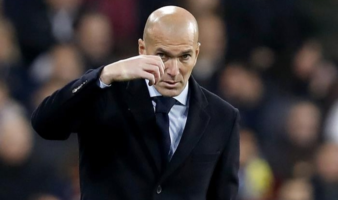 Zinedine Zidane | EFE
