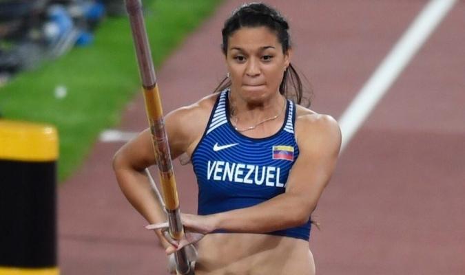 Peinado se colgó bronce en el Mundial de Atletismo Londres 2017 | Archivo BDA