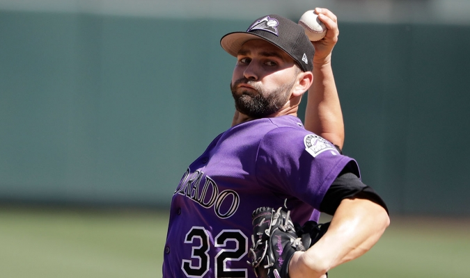Tyler Chatwood | AP