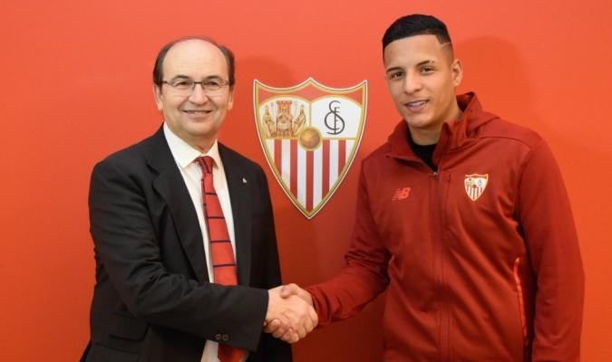 Guilherme Arana | @SevillaFC