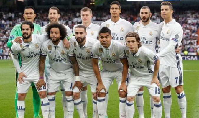 El once con el que finalizó la campaña / Real Madrid