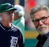 Alan Trammel y Jack Morris / AP