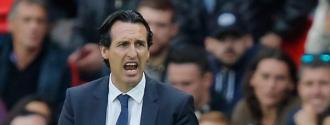 Emery nunca ha ganado en el Bernabéu/ Foto AP