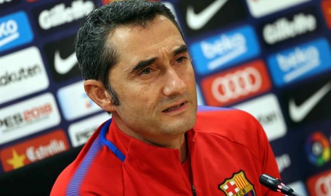 Ernesto Valverde | EFE