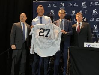 Giancarlo Stanton   Foto: MLB.com