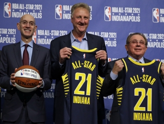 Indiana Pacers / AP