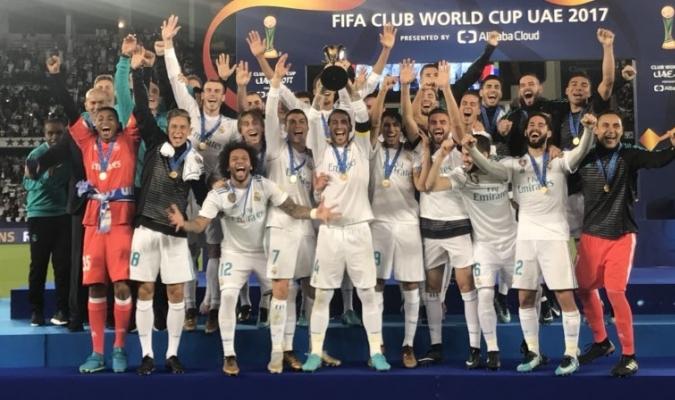 Ramos levantó el trofeo   Foto: Cortesía